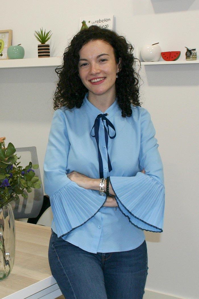Silvia Laporta psicologa